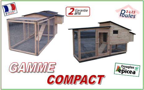 Gamme Compact