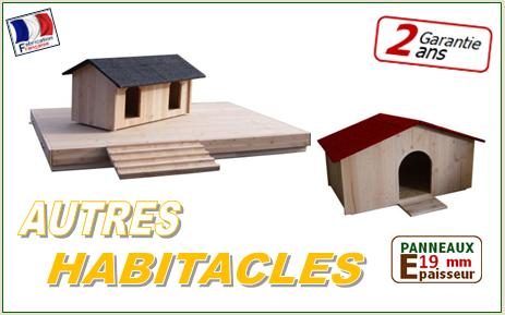 AUTRES HABITACLES