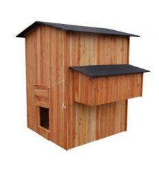 Poulailler PALACE 1 de 6 à 20 poules