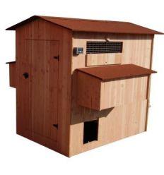 Poulailler PALACE 2 de 6 à 25 poules