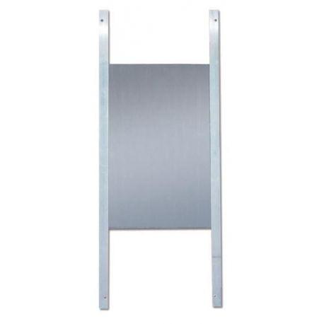 Trappe en aluminium